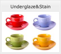Glaze&stain